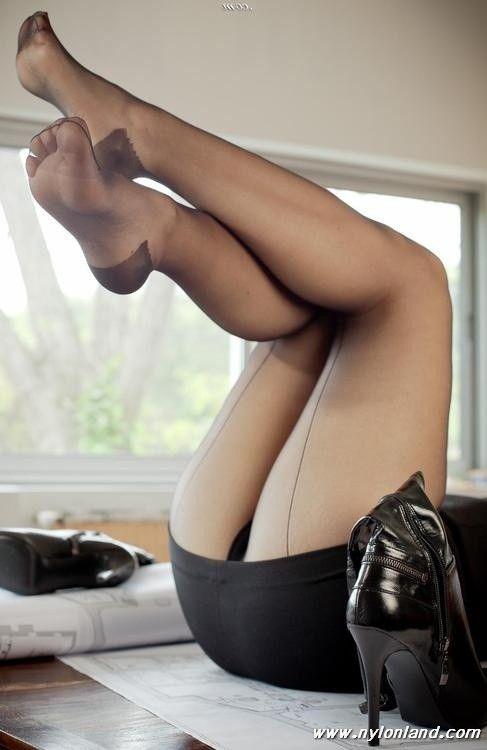 Nylon Stocking Sex Files 6